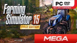 getlinkyoutube.com-Descargar Farming Simulator 2015 -Gold Edition PC Por MEGA - Torrent
