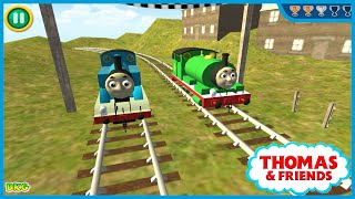 getlinkyoutube.com-Thomas And Friends Gameplay Episode Go Go Thomas Game Best Kid Games