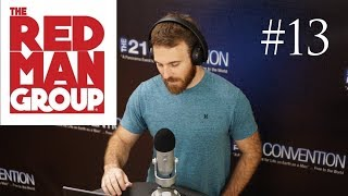 The Red Man Group on 21 Live Episode #13