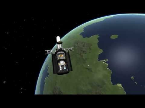 Kerbal Space Program: Hubble Space Telescope