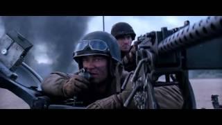 FURY   First battle scene