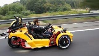 getlinkyoutube.com-2014年 一番楽しい 一番欲しい すごい乗り物 2013年ヒット商品 トライク 3輪 ウォンイット 1it カート