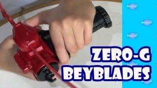 Zero-G Beyblade Launcher Grips by Takara Tomy Japan