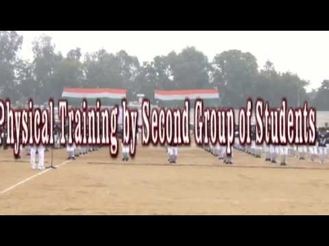 Mass PT Exercise of Districts School Boys and Girls (Republic Day 2015, Mahavir Stadium) (Hindi)