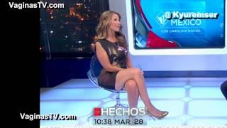 getlinkyoutube.com-Carolina Rocha - Sexy Legs
