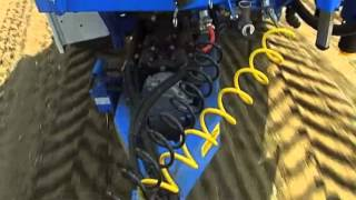 LEMKEN - True track drawbar steering