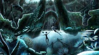getlinkyoutube.com-Lost City - Speed Painting
