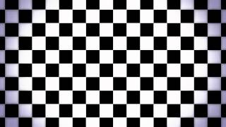 checkerboard zoom - free HD transition footage