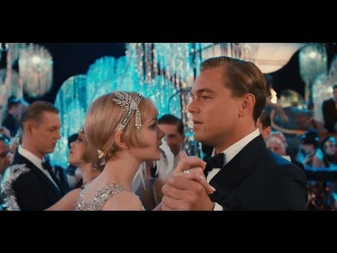 Great Gatsby Movie Clips - Jay and Daisy Fall In Love!