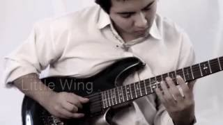 getlinkyoutube.com-Jimi Hendrix - Little Wing - cover