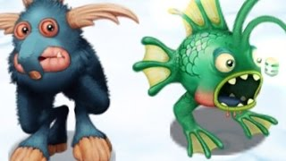 getlinkyoutube.com-My Singing Monsters: Dawn of Fire – Cloud Island Part 1