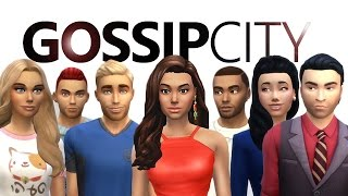 getlinkyoutube.com-Let's Play The Sims 4 GOSSIP CITY   Part 4