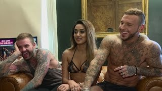 getlinkyoutube.com-Ex On The Beach: Cast on fights, orgies and WARDROBE sex in new series