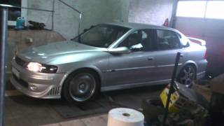 getlinkyoutube.com-OPEL VECTRA I500 DYNO TEST