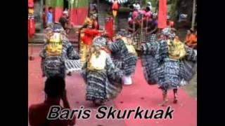 TARI KETUNGAN, Tegal Mengkeb - Selemadeg - Tabanan, Pentas di PKB ( Pesta Kesenian Bali )3