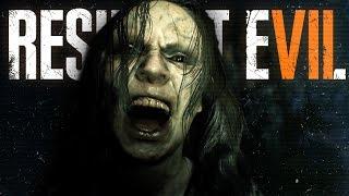 RUN FOR YOUR LIFE! | Resident Evil 7 - Part 1