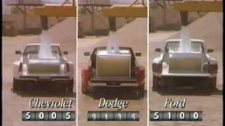 1994 dodge ram promotional compilation