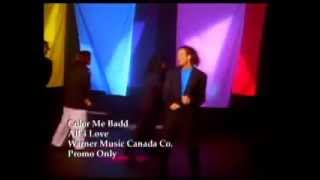 Color Me Badd - All 4 Love [Official Video] width=