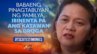 getlinkyoutube.com-Babaeng Ipinagtabuyan ng Pamilya, Ibinenta Pa ang Katawan Para sa Droga