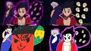 Nanatsu No Taizai - The Seven Deadly Sins Season 2 Opening -Paint Version- COMPILATION!