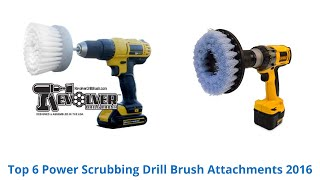 getlinkyoutube.com-6 Best Power Scrubbing Drill Brush Attachments 2016