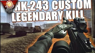 Contract Wars - HK-243 Custom LegendaryKill