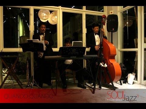 HK Wedding Live Jazz Band(Hong Kong):Fati Live music- Quando (Heineken 海尼根啤酒廣告曲)@L16
