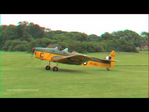 The Shuttleworth Collection in 3D (Anaglyph)