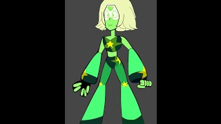Steven Universe - Peridot the Crystal Gem