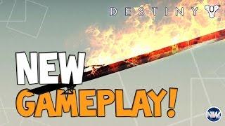 Destiny NEW Infinite Edge Sword Gameplay + Other Rewards!