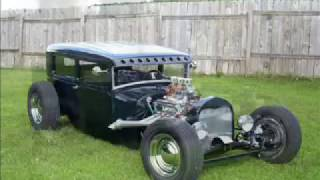 getlinkyoutube.com-1929 Ford Model A Build by Iron Exile Hot Rods