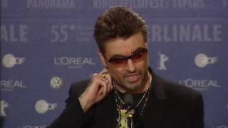 George Michael   A Different Story   Press Conference