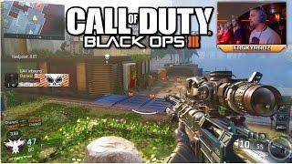 """getlinkyoutube.com-Call of Duty: Black Ops 3 SNIPER """"LOCUS"""" GAMEPLAY EN LIVE (COD BO3 Multijoueur)"""
