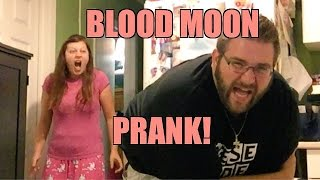 getlinkyoutube.com-BLOOD MOON BUTT PRANK! SMASHED VACUUM AFTERMATH VLOG!