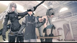 NieR: Automata - 3C3C1D119440927 DLC Launch Trailer