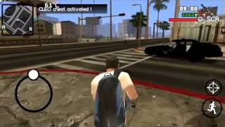 getlinkyoutube.com-Grand Theft Auto V For Android (Gta San Andreas Mod)