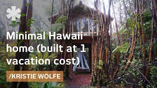 getlinkyoutube.com-Building your own Hawaii minimal house for a vacation's cost