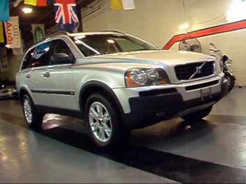 2004 Volvo Xc90 Problems Online Manuals And Repair