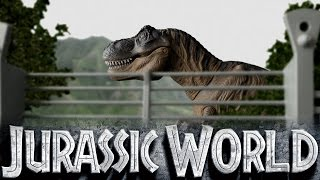 getlinkyoutube.com-JURASSIC WORLD (Stop Motion)