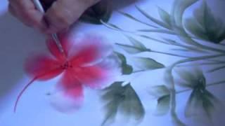 getlinkyoutube.com-pincelando flores tbp