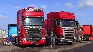 getlinkyoutube.com-Truck Motors - Scania Streamline