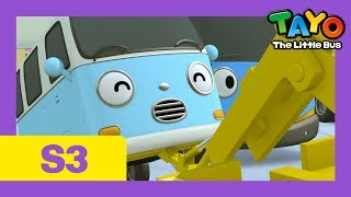 Tayo Toto and Bongbong l Tayo S3 EP10 l Tayo the Little Bus