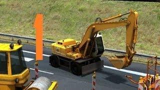 getlinkyoutube.com-Road Construction Simulator 2012 - Mission 1
