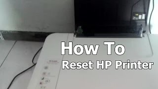 getlinkyoutube.com-How to Reset HP Printer 1515 and Most Models