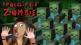 getlinkyoutube.com-Apocalipsis Zombie // MINECRAFT