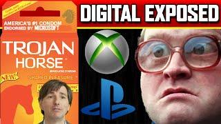 getlinkyoutube.com-REVEALED: Why Digital Games Are So Expensive - Microsoft Rescue Plan Foiled?