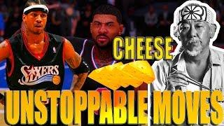 getlinkyoutube.com-NBA 2K16 TIPS - CHEESIEST Signature Skills And Size Ups |  How To SHOOT Off The Dribble
