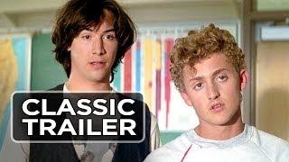 getlinkyoutube.com-Bill & Ted's Excellent Adventure Official Trailer #1 - Keanu Reeves Movie (1989) HD