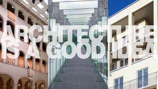 Nasze TOP3 2016   Architecture is a good idea
