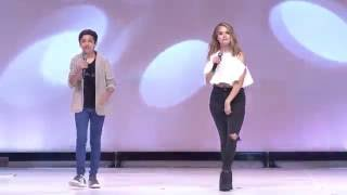 getlinkyoutube.com-Debby Ryan & JJ Totah Lip Sync Battle